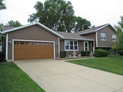 Deforest Single Family Home For Sale: 705 E North St