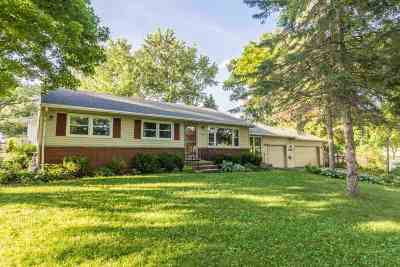 Madison Single Family Home For Sale: 1202 Forster Dr