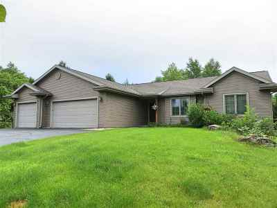 Janesville Single Family Home For Sale: 5743 W Melrose Dr