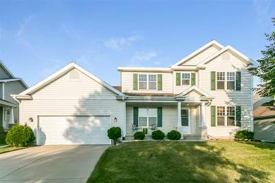 Madison WI Single Family Home For Sale: $354,900