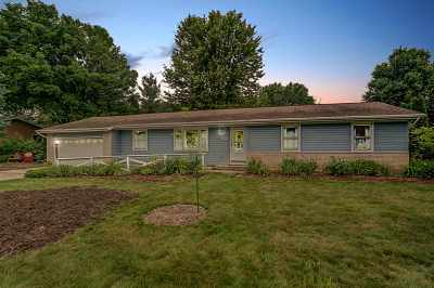 Sun Prairie Single Family Home For Sale: 1730 Michigan Ave
