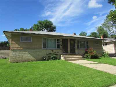 Madison WI Multi Family Home For Sale: $224,900