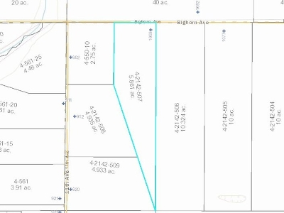 Arkdale Residential Lots & Land For Sale: 1093 Bighorn Ave
