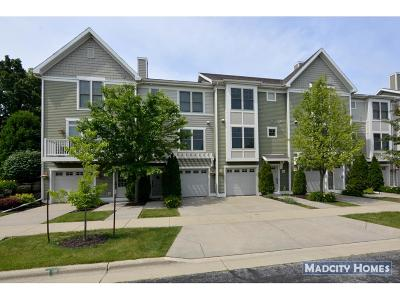 Madison WI Condo/Townhouse For Sale: $186,000