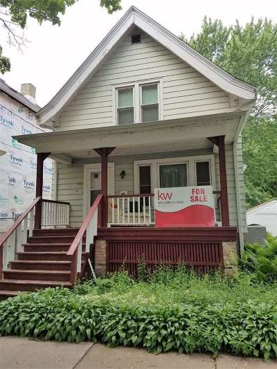 Madison Single Family Home For Sale: 714 E Dayton St