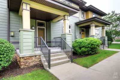 Middleton Condo/Townhouse For Sale: 9344 Old Sauk Rd