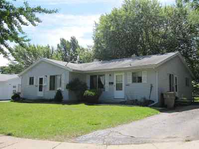 Madison WI Multi Family Home For Sale: $209,900