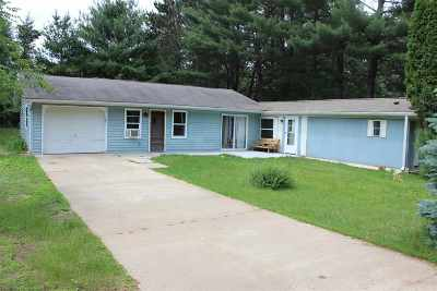 Friendship WI Single Family Home For Sale: $79,900