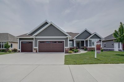 Waunakee Single Family Home For Sale: 1110 Water Wheel Dr
