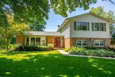 Madison WI Single Family Home For Sale: $360,000
