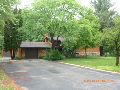 Friendship WI Single Family Home For Sale: $159,900