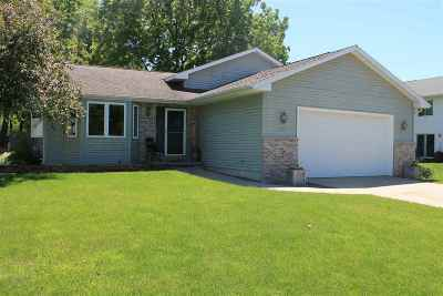Dane County Single Family Home For Sale: 377 Sunnyview Ln