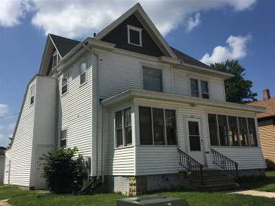 Columbus Multi Family Home For Sale: 410-412 E James St