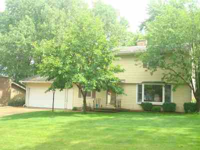 Madison WI Single Family Home For Sale: $239,900