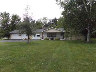 Wisconsin Dells Single Family Home For Sale: 4199 Hwy 23