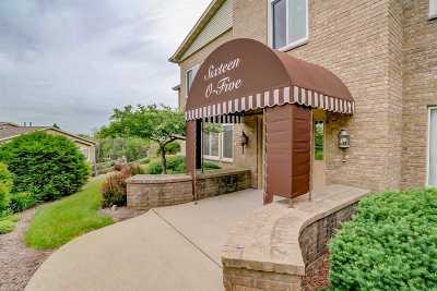 Madison Condo/Townhouse For Sale: 1605 S Golf Glen #D