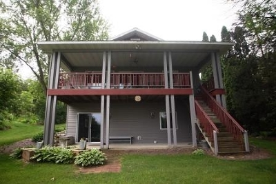 Columbia County Single Family Home For Sale: W10564 County Road V