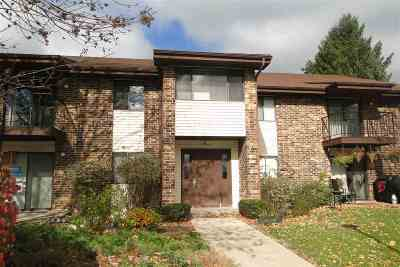 Madison WI Condo/Townhouse For Sale: $105,000