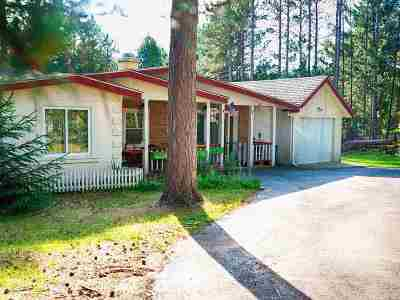 Wisconsin Dells Single Family Home For Sale: 3835 Hwy 13