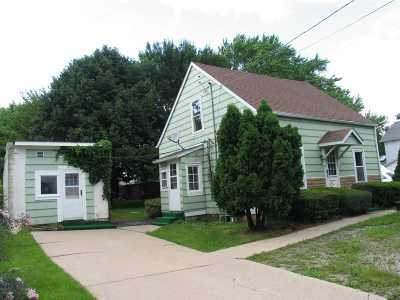 Dane County Single Family Home For Sale: 127 N Pardee St
