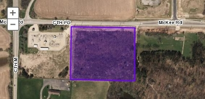 Verona Residential Lots & Land For Sale: L2 County Road Pd