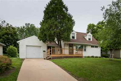 Madison Single Family Home For Sale: 522 S Midvale Blvd