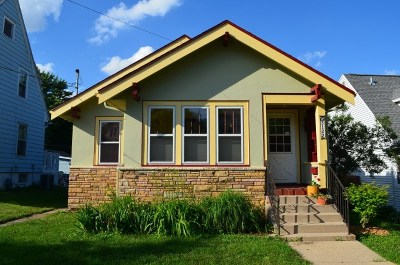 Madison Single Family Home For Sale: 3122 Atwood Ave