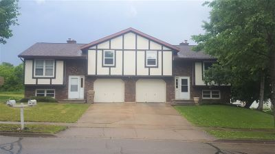 Madison Multi Family Home For Sale: 1221-23 Thompson
