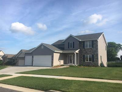 Dodge County Single Family Home For Sale: 201 McIntosh Dr
