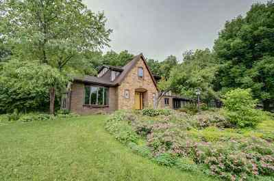 Fitchburg Single Family Home For Sale: 2899 Osmundsen Rd