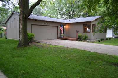 Madison Single Family Home For Sale: 1701 Rae Ln
