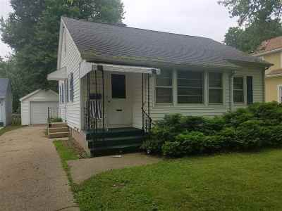 Janesville Single Family Home For Sale: 603 N Garfield Ave