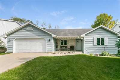 Madison WI Single Family Home For Sale: $289,900
