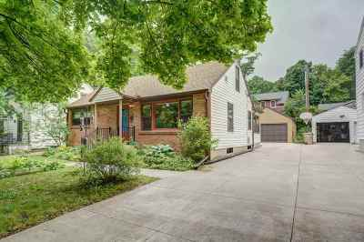 Madison Single Family Home For Sale: 310 Waverly Pl