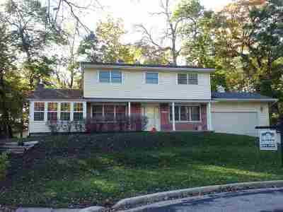 Dane County Single Family Home For Sale: 1410 Joyce Rd