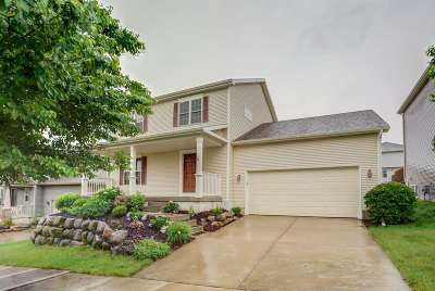 Dane County Single Family Home For Sale: 8913 Snowberry Ln