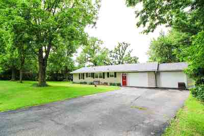 Sauk City Single Family Home For Sale: 7231 Bergman Rd