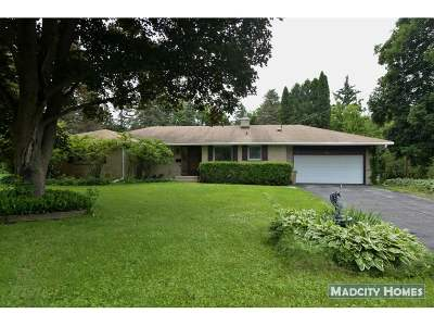 Madison WI Single Family Home For Sale: $357,000