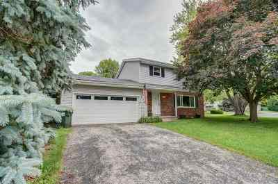 Dane County Single Family Home For Sale: 1500 Linnerud Dr