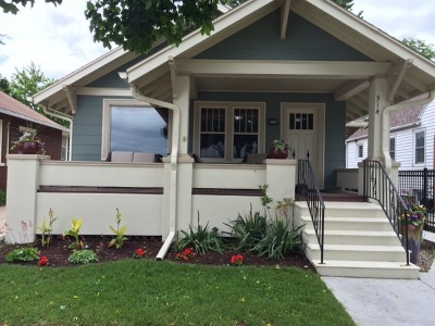 Madison Single Family Home For Sale: 514 West Shore Dr