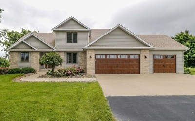 Iowa County Single Family Home For Sale: 3521 Bell Ct