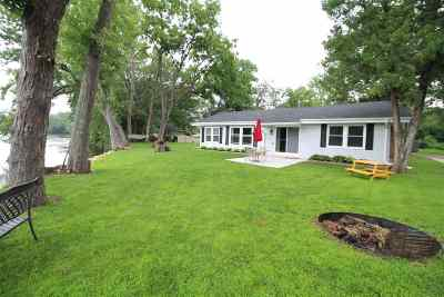 Janesville Single Family Home For Sale: 5268 S Christianson Rd