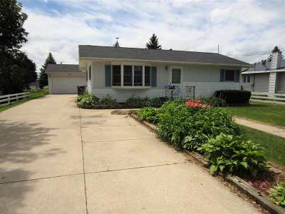 Green County Single Family Home For Sale: 1506 16th St