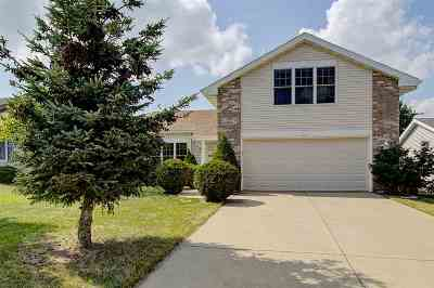 Dane County Single Family Home For Sale: 3610 Sabertooth Tr