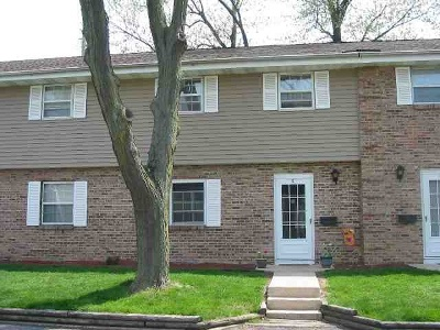 Dane County Condo/Townhouse For Sale: 1325 Tompkins Dr