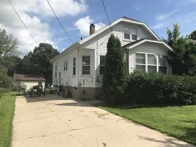 Columbus Single Family Home For Sale: 231 S Lewis St