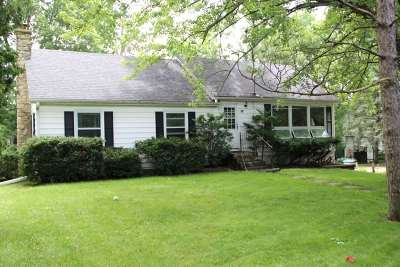 Fitchburg Single Family Home For Sale: 5257 Irish Ln