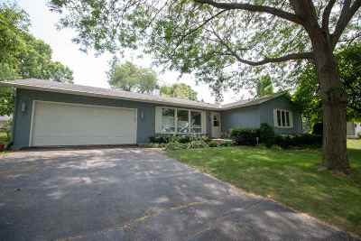 Madison Single Family Home For Sale: 129 Coach House Dr