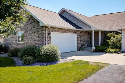 Iowa County Condo/Townhouse For Sale: 606 Prairie Hills Dr