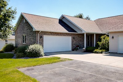 Iowa County Single Family Home For Sale: 606 Prairie Hills Dr